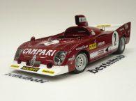 ALFA ROMEO 33 TT WINNER 1000 KM SPA 1975 AUTOART 1
