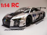 AUDI R8 GT LEMANS RC CAR 1