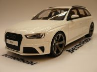 AUDI RS4 AVANT WHITE GT SPIRIT 1