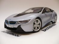 BMW İ8 IONIC SILVER BLUE PARAGON MODEL 1