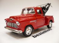 CHEVROLET CHEVY 1955 STEP SIDE PICK UP KIRMIZI 1