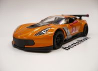 CHEVROLET CORVETTE C7R ORANGE KINSMART 1