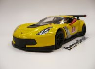 CHEVROLET CORVETTE C7R YELLOW 1