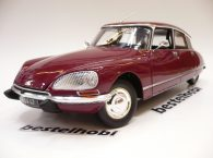 CITROEN DS23 PALLAS 1973 MASSENA RED NOREV 1
