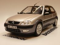 CITROEN SAXO NEW MORNING SILVER OTTO MODEL 1