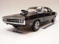 DODGE CHARGER 1970 FAST AND THE FURIOUS 2001 GREENLIGHT 1