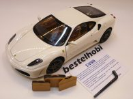 FERRARI F430 COUPE WHITE BBR 12