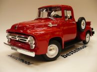 FORD F100 PICK UP 1956 KIRMIZI 1