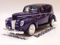 FORD SEDAN DELIVERY 1940 LACİVERT MOTORMAX 1