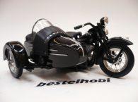 HARLEY DAVIDSON 1948 FL SEPETLİ MOTOR 1