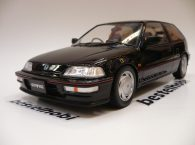 HONDA CIVIC EF3 Si 1987 BLACK 1