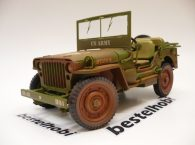 JEEP WILLYS DIRTY VERSION 1942 1