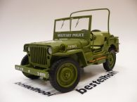 JEEP WILLYS US MILITARY POLICE 1941 1
