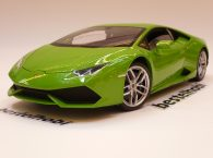 LAMBORGHINI HURACAN LP610-4 METALLIC GREEN 1