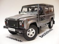 LAND ROVER DEFENDER 110 ORKNEY GREY METALLIC 1
