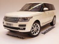 LAND ROVER RANGE ROVER AUTOBIOGRAPHY WHITE