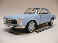 MERCEDES 230 SL W113 PAGODA HORIZON BLUE 1965 1