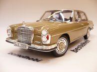 MERCEDES 280SE 1968 AUTUMN BEIGE W108 NOREV 1