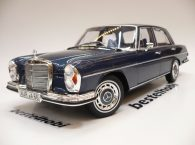 MERCEDES 280SE 1968 DARK BLUE METALLIC W108 NOREV 1