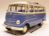 MERCEDES O319 1965 BLUE LIMITED EDITION NOREV 1