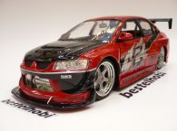 MITSUBISHI LANCER EVO8 SEANS FAST AND THE FURIOUS 1