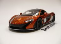 McLAREN P1 ORANGE KINSMART 1