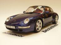 PORSCHE 911 993 CARRERA 4S BLUE GT SPIRIT 1