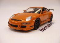PORSCHE 911 GT3 RS TURUNCU WELLY 1