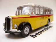 SAURER L4C 1959 BUS PTT IXO 1