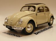 VOLKSWAGEN BEETLE KAFER 1950 BEIGE WELLY 1
