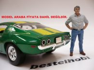 AMERICAN DIORAMA 70LERİN FİGÜRÜ 1