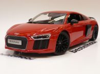 AUDI R8 V10 PLUS METALLIC RED 1