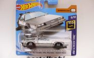 BACK TO THE FUTURE MACHINE HOVER MODE HOTWHEELS 1