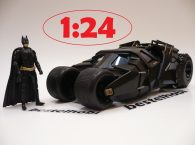 BATMOBILE THE DARK KNIGHT JADA TOYS 12