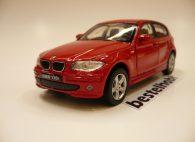 BMW 1 SERİSİ KIRMIZI 1