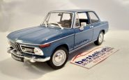 BMW 2002 Ti 1966 MAVİ WELLY 1