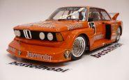 BMW 3.20i DRM EIFELRENNEN JAGERMEISTER MINICHAMPS 1