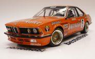 BMW 635 CSi JAGERMEISTER BRUN MOTORSPORT MINICHAMPS 1