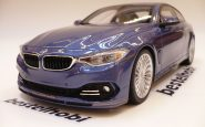 BMW B4 BITURBO ALPINA BLUE LIMITED EDITION GT SPIRIT 1