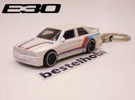 BMW E30 ANAHTARLIK BEYAZ 1