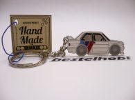 BMW E30 M3 BEYAZ ANAHTARLIK 1