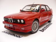 BMW E30 M3 KIRMIZI SOLIDO 1