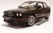 BMW E30 M3 SPORT EVOLUTION SİYAH SOLIDO 1