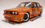 BMW M3 E30 DTM 1988 JAGERMEISTER MINICHAMPS 1