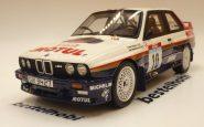 BMW M3 E30 TOUR DE CORSE 1987 ROTHMANS OTTO MODEL 1