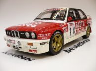BMW M3 E30 TOUR DE CORSE 1989 OTTO MODEL 1