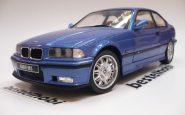 BMW M3 E36 1990 ESTORIL BLUE SOLIDO 1