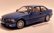 BMW M3 E36 ESTORIL BLUE SOLIDO 1