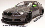 BMW M3 E92 LB PERFORMANCE LIBERTY WALK GREY GT SPIRIT 1