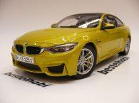 BMW M4 COUPE AUSTIN YELLOW PARAGON 1